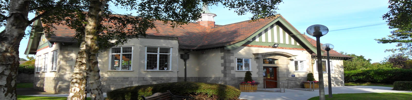 Cabinteely Library