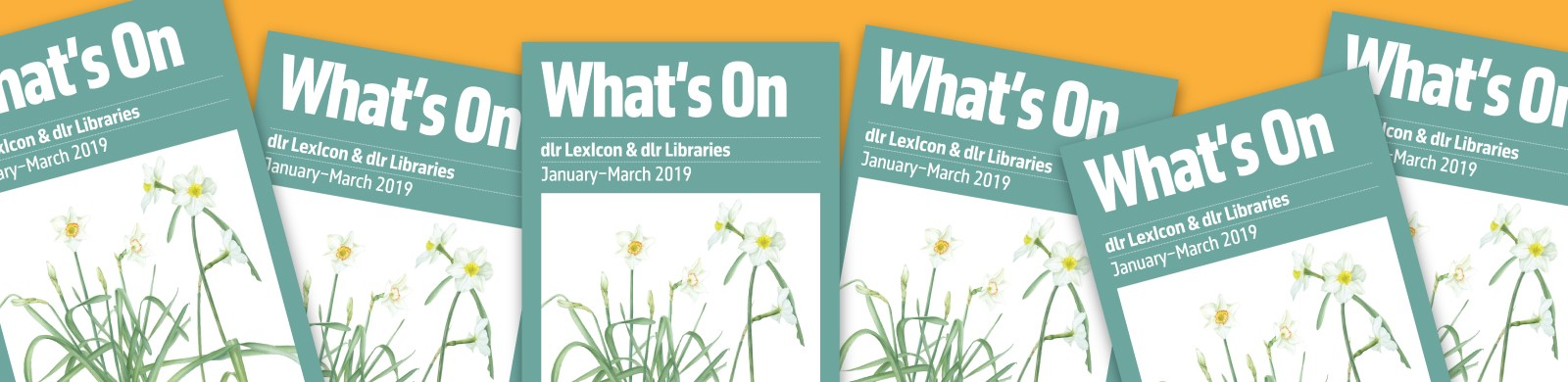 What's On Jan-March 2019