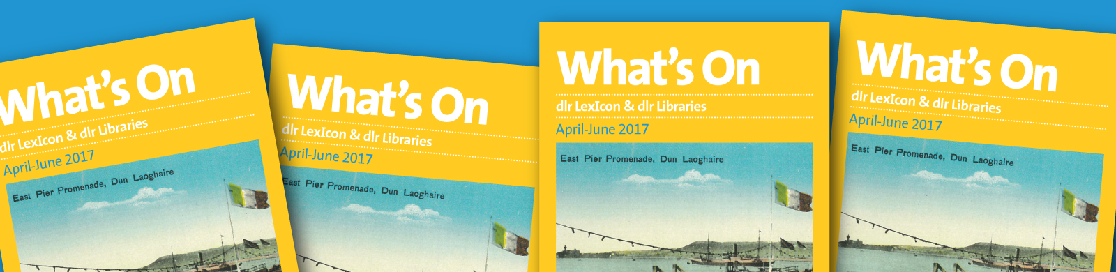 What's On: April-June 2017