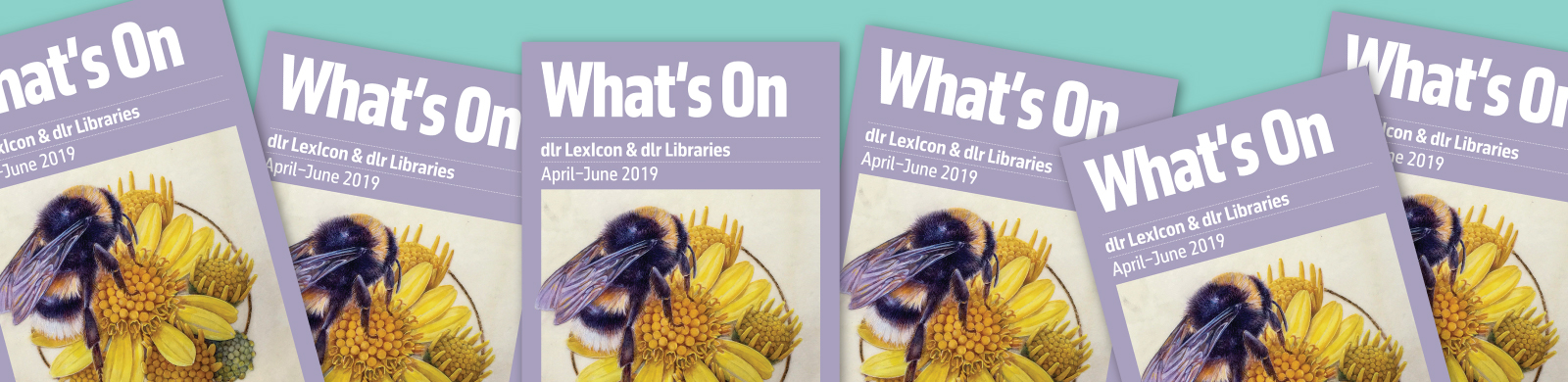 What's On: April-June 2019