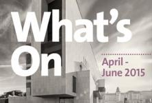 What's On - dlr LexIcon April-June 2015