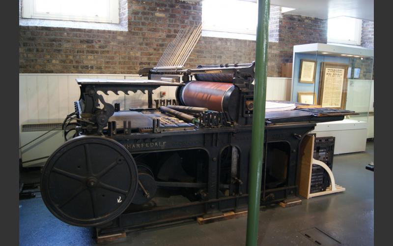 Wharfdale Press